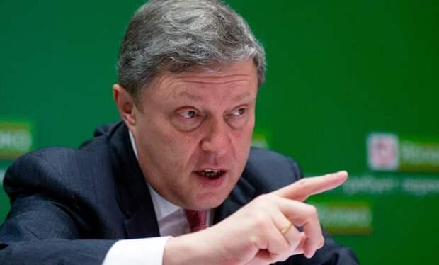 Мы за мир! Явлинский сообщил о желании 100 тыс. россиян вернуть войска из Сирии