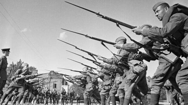 Тест: «Азы военной истории»
