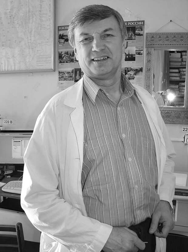 Ученый-археолог умер в Ижевске от коронавируса