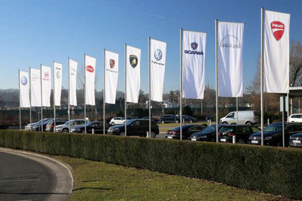 Новый гигантский скандал в Volkswagen: Porsche против Audi