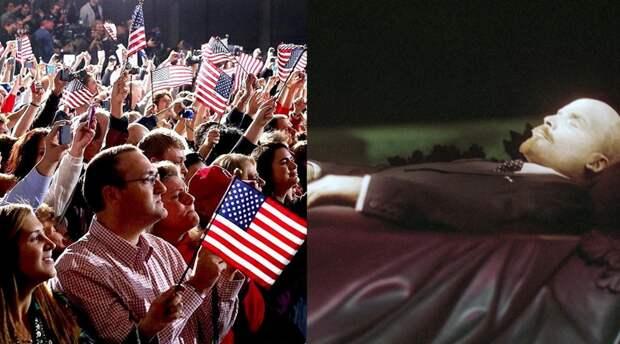 Миллиард за вождя. Зачем американцам тело Ленина?
