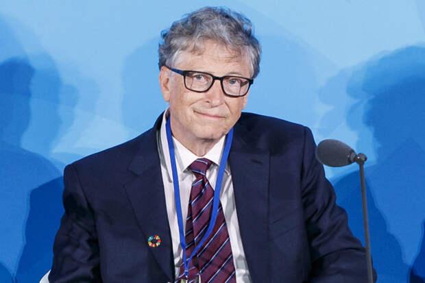 Билл Гейтс рассказал о новых угрозах для человечества после пандемии COVID-19