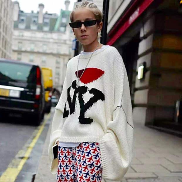 Самый модный в мире школьник посетил Москву