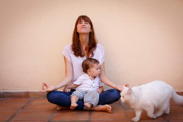 14 полезных советов, которые помогут родителям-одиночкам воспитать ребёнка и не сойти с ума