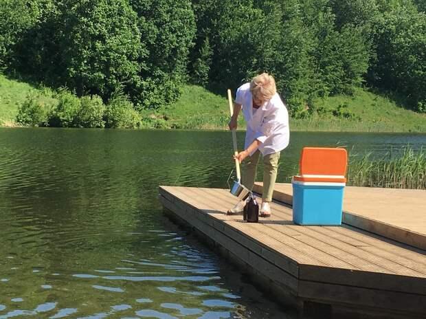 На третьем Щелоковском озере обнаружили превышение норм бактерий, содержащихся в воде