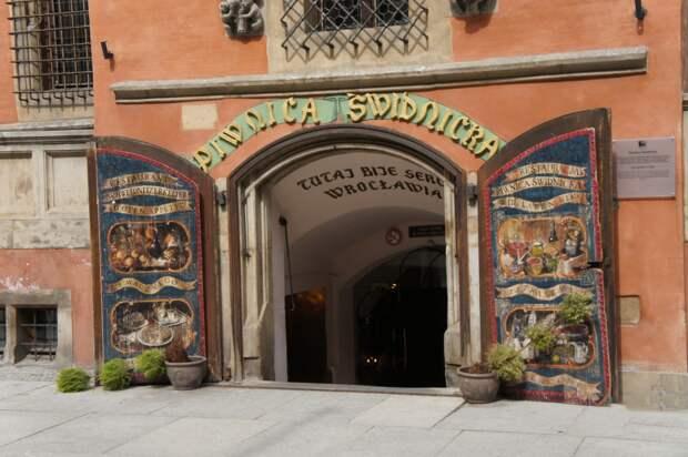 Самый старый действующий ресторан Европы