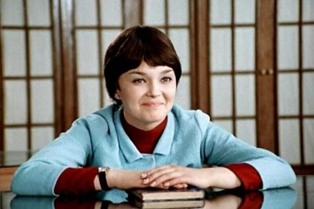 Наталья Гвоздикова (Большая перемена) СССР, актрисы, кино, сериалы