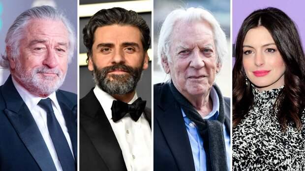 Роберт Де Ниро и Энн Хэтэуэй присоединились к актерскому составу драмы Джеймса Грэя