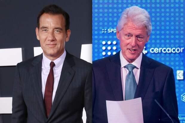 Клайв Оуэн станет Биллом Клинтоном