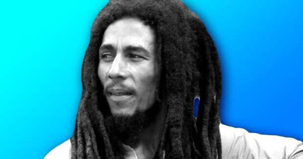 Оказывается, Боб Марли умер, потому что его отец был белым