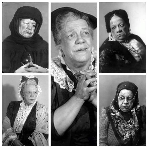 Колоритная бабушка сталинского кино Варвара Массалитинова