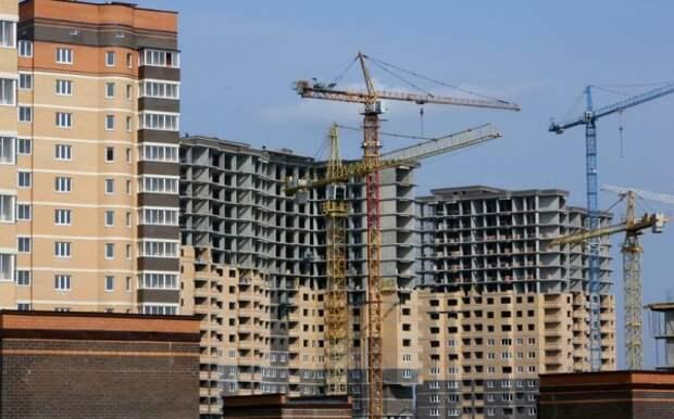 В России растет количество обманутых дольщиков