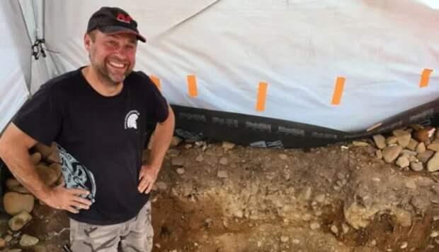 Археологические находки на территории Шотландии, сделанные любителями