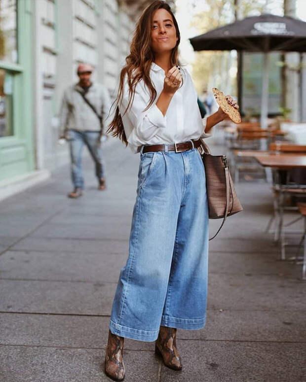 Какие джинсы будут в моде в 2019 году, а какие пора выбросить?
