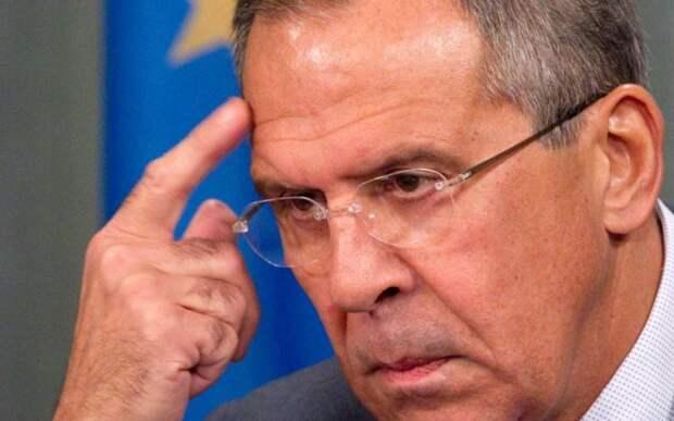 Лавров жёстко ответил представителям Европы, предложившим Москве капитуляцию