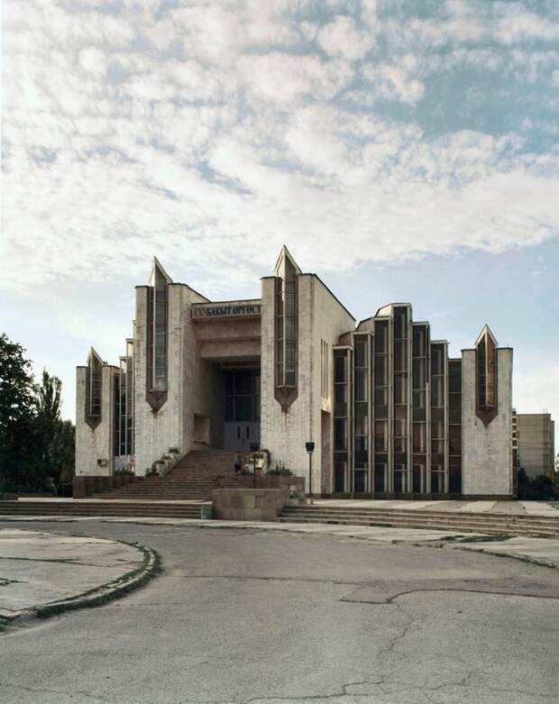 Дворец бракосочетания в Бишкеке, Кыргызстан