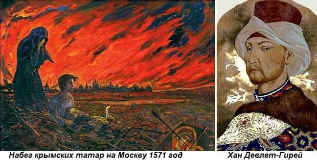 Битва при Молодях 1572 года: как Русь снова чуть не стала татарской
