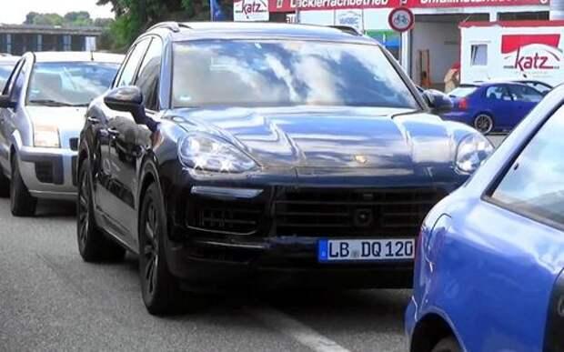 Новый Porsche Cayenne: революции в дизайне не будет