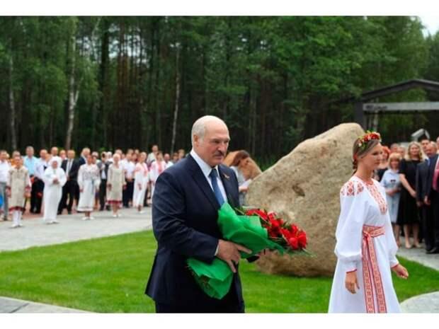 Лукашенко продолжает спекулировать на памяти о Великой Отечественной войне