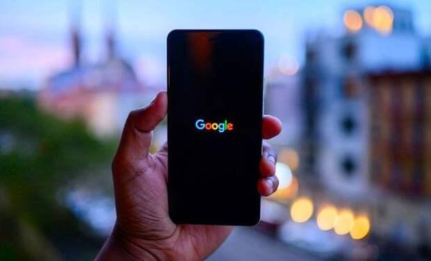 Google запатентовала свой смартфон с гибким дисплеем