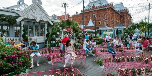 Собянин пригласил москвичей отпраздновать День города. Фото: mos.ru