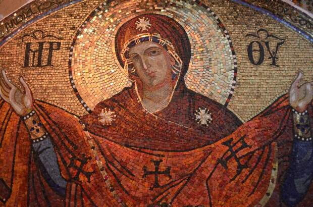 покрова богородицы икона