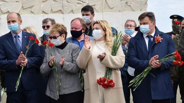 В Ялте торжественно открыли Вахту Памяти поколений – Пост № 1