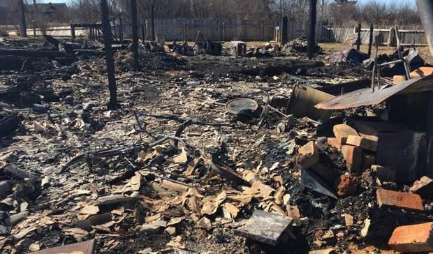 Потерявшая впожаре пятерых детей свердловчанка раскрыла подробности трагедии
