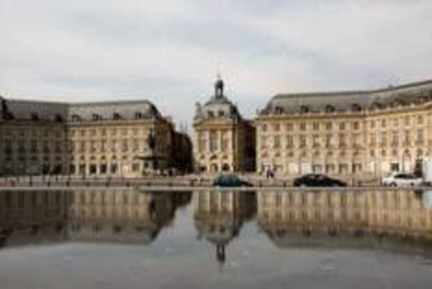 Бордо - оживленный и утонченный город