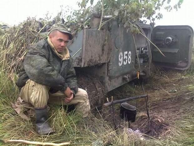 Фотографии времен боевых действий в Чечне