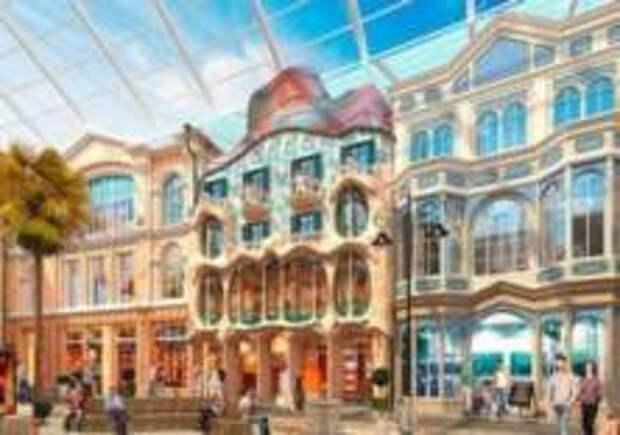 В Москве построят копию шедевра Гауди
