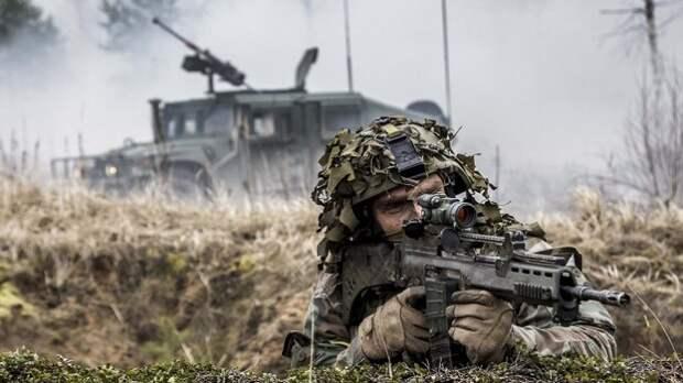 «Дело рук НАТО»: что началось у российских границ
