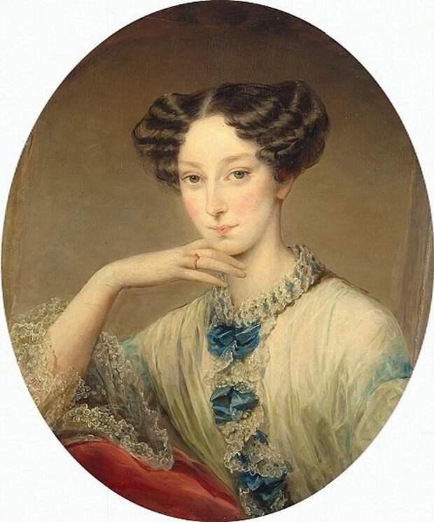 Имя до принятия православия: Максимилиана Вильгельмина Мария, принцесса Гессенская