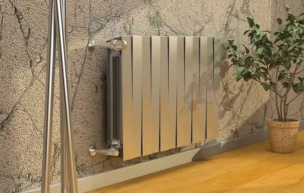 Как увеличить эффективность батареи отопления