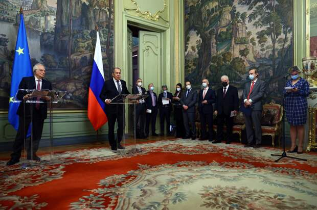 Какими будут отношения России и Европы?