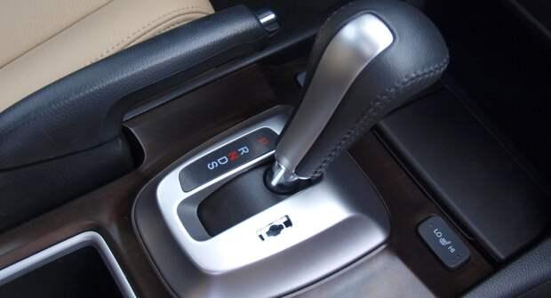 Замена масла и фильтра в автомобиле с вариатором