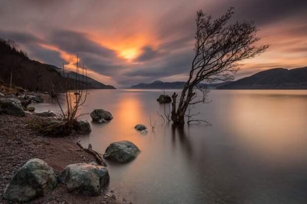 Озеро Лох-Несс. Оно прекрасно и без монстров! Rough Guide, голосование, канада, конкурс, куда поехать, опрос, самые красивые страны, шотландия