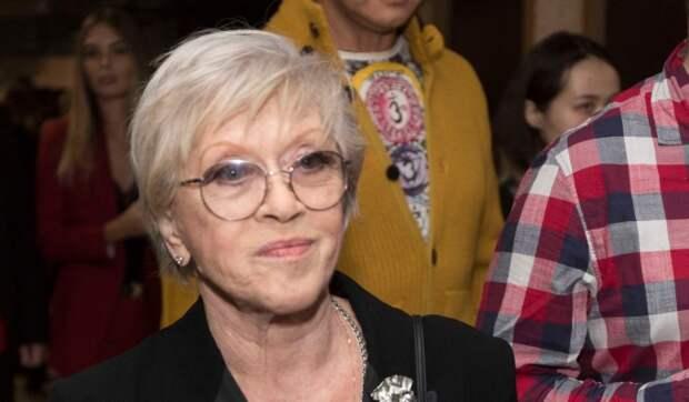 Стало известно об исчезновении 86-летней Фрейндлих после тяжелой формы ковида