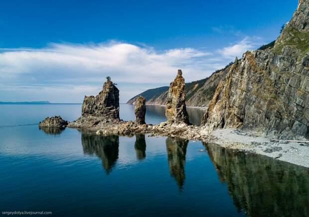 Россия. Шантарские острова