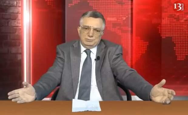 """Азербайджанский посол: """"русские нация-гибрид от монголов и евреев"""", """"вонючие свиньи"""""""