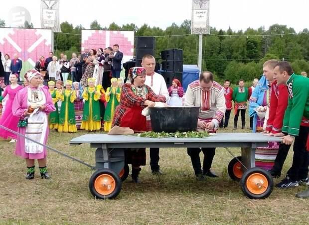 Национальный праздник «Гербер» пройдет 29 июня в Игринском районе Удмуртии