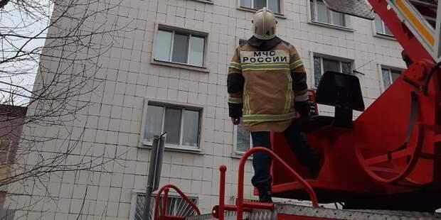 Пятеро детей оказались в больнице после пожара в Казани