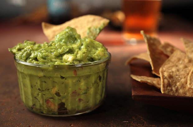 Гуакамоле: самый полезный соус из всех