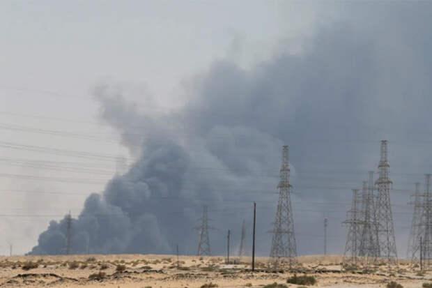 Атака Saudi Aramco