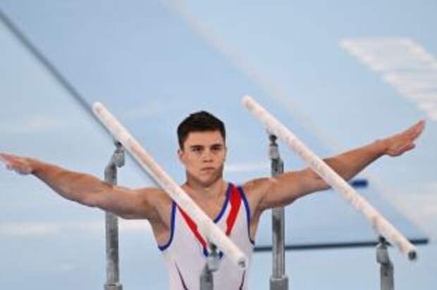 Гимнаст Нагорный завоевал бронзу Олимпиады в индивидуальном многоборье