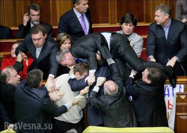 Украинский законопроект № 7017 и российский Крым