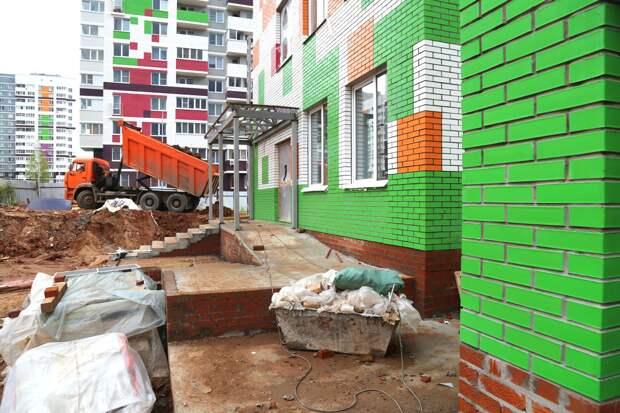 Минздрав выкупит несколько помещений в домах на Берша в Ижевске для открытия педиатрических участков