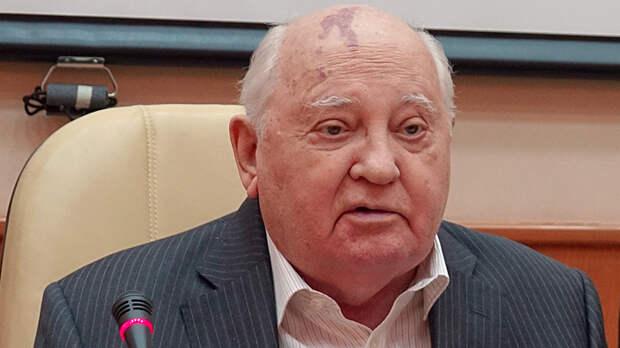 За что провальное ничтожество Горбачёв обиделось на Путина