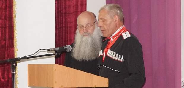 В Тбилисском районе выбрали нового атамана РКО