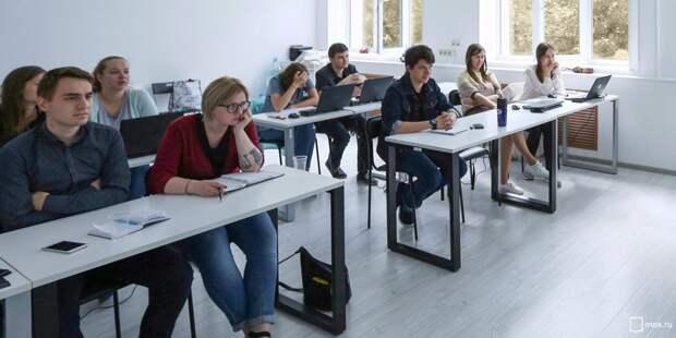 Курс блогинга открылся в центре детского творчества «Строгино»